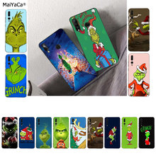 MaiYaCa Green theMonster Grinch Custom Photo Soft Phone Case for Huawei P10 lite P20 pro P20lite P30 pro mate 20 pro mate20 lite(China)