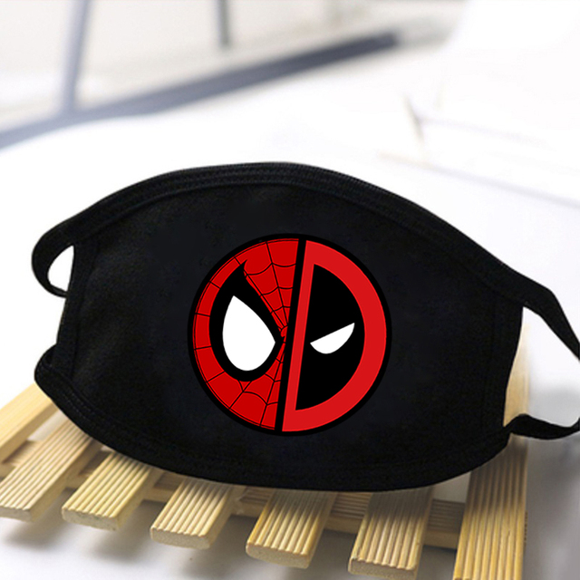 Superhero Deadpool I M A unicorn Mouth Mask 2020 masque de protection Antibacterial Masks Funny Man Women The Marvel kpop mask 1