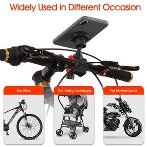 Image 2 - אופני הר מחזיק טלפון, אופניים אופנוע טלפון מחזיק הר כידון קליפ Stand, אופניים מחזיק טלפון חיצוני טלפון בעל