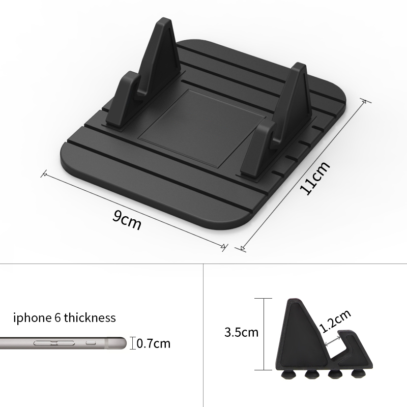 Car-Dashboard-Non-slip-Mat-Rubber-Mount-Phone-Holder-Universal-Stand-Bracket-For-iPhone-Samsung-Xiaomi(3)