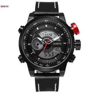 Image 4 - ดิจิตอลกีฬานาฬิกาสำหรับชายคุณภาพสูงแฟชั่นกีฬานาฬิกาข้อมือชายนาฬิกาทหารนาฬิกาปลุกดิจิตอลนาฬิกา