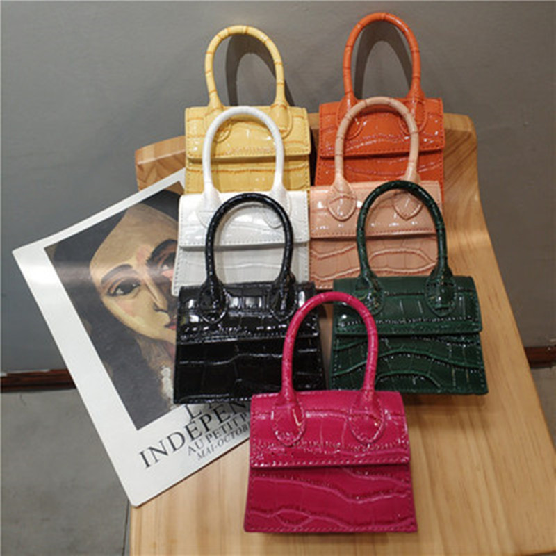 NEW Fashion Crossbody Shoulder Bag For Women 2020 Luxury Handbags Women Bags Designer PU Leather Tote Bag Mini Women Handbags