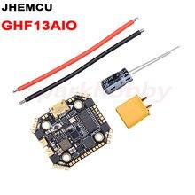Nuovo JHEMCU GHF13AIO F4 OSD Flight Controller integrato 13A 4in1 ESC 2-4S Lipo 16*16mm MPU6000 Betaflight per RC FPV Racing Drone