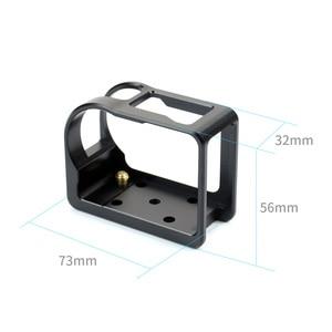 Image 5 - Camera Frame Aluminum Alloy Protection Shell Cooling Border for Nikon KeyMission 170 KEY170 F20517