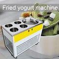 1800 Вт одиночный горшок + четыре холодильных бочки жареный лед машина коммерческий жареный лед машина многофункциональная машина для пригот...