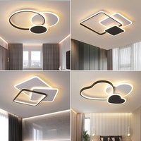 Creativity Modern Led Ceiling Lights For Living Room Bedroom Indoor Home Lighting Fixtures Decor Ceiling Lamp lampy sufitowe