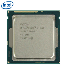 Intel Core i3-4170T 3.2GHz 5GT/s Dual-Core LGA 1150 35W I3 4170T CPU Processor tested 100% working