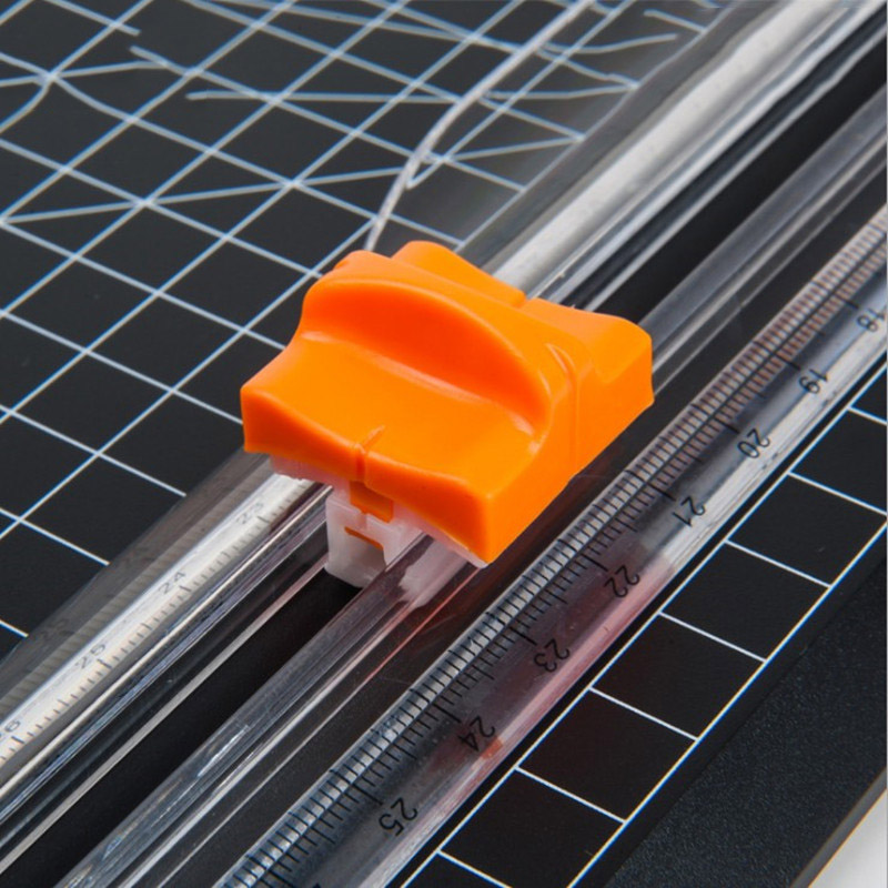 Paper Cutter Replacement Blades With Automatic Security Safeguard For A4 Paper Trimmer KQS8