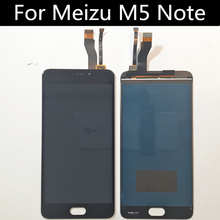 For Meizu Meilan note 5 LCD Display+touch Screen Digitizer Assembly Replacement Accessories for Meizu M5 Note Give glass film