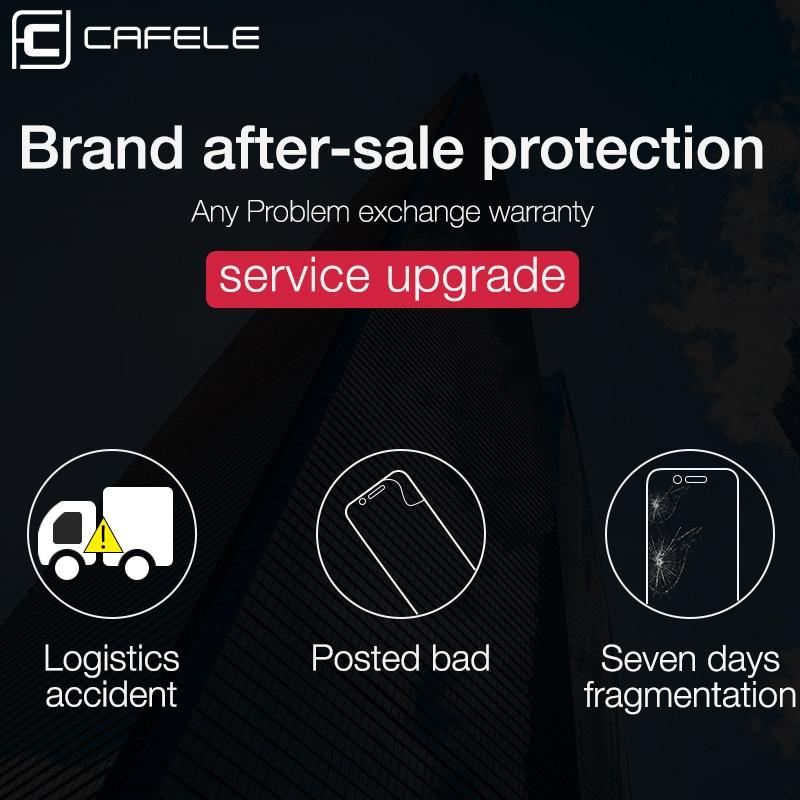 CAFELE Pelindung Layar untuk Huawei Honor 8 9 10 V10 20 V30 Pro 2.5D - Aksesori dan suku cadang ponsel - Foto 6