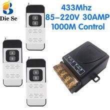 Универсальный пульт дистанционного управления 433 МГц диапазон