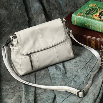 Małe torby z prawdziwej skóry Crossbody torby dla kobiet 2021 kobiet dorywczo torby listonoszki projektant marki torebki i portmonetki tanie i dobre opinie MESOUL Skórzane teczki Torby na ramię Na ramię i torby crossbody CN (pochodzenie) PRAWDZIWA SKÓRA Skóra bydlęca Zipper hasp