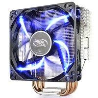 Deepcool Xuanbing 400 Fine Copper 4 Heat Pipe CPU Radiator Fan Smart Speed Governing CPU Fan