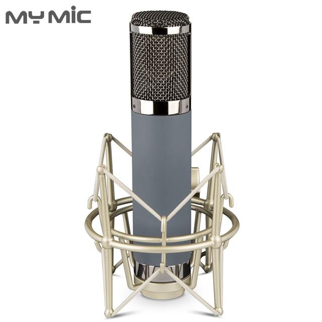 Il mio Mic ME2 di alta qualità Grande condensatore A Diaframma del microfono studio di registrazione gaming mic per la registrazione vocale di trasmissione