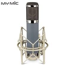 Mijn Mic ME2 Hoge Kwaliteit Grote Diafragma Condensator Opname Studio Microfoon Gaming Voor Vocale Omroep