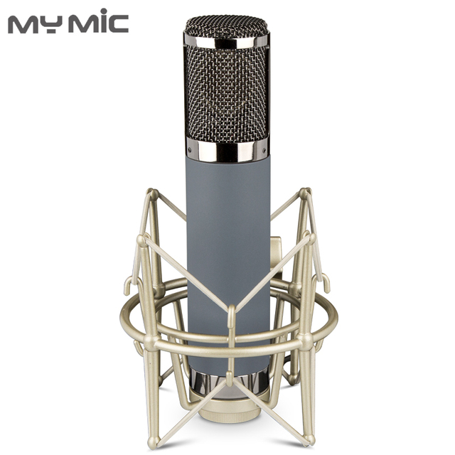 My Mic ME2 High Quality Large Diaphragm Condenser Recording Studio Microphone Gaming For Vocal Broadcasting