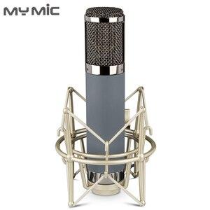 Image 1 - My Mic ME2 micrófono de condensador de diafragma grande de alta calidad, micrófono de estudio de grabación, juegos para transmisión Vocal