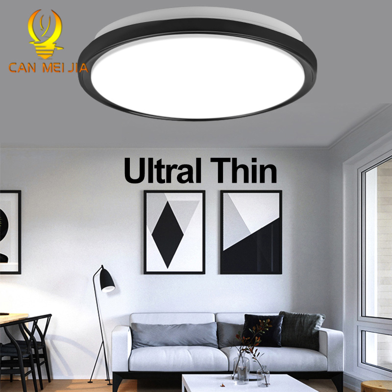 Led Ceiling Light Modern LED Ceiling Lamp Lights 220V 15W 20W 30W 50W Living Room Lighting Surface Mounted For Home Kitchen