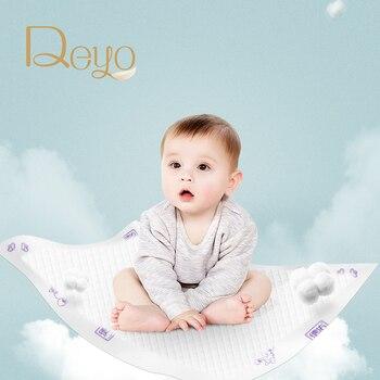 Deyo Baby Disposable Urine Pad Diaper Newborn Babies Waterproof Breathable Diapers Babies Change Pad Trial Pack 15pcs