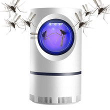 LED moustique tueur lampe DC 5W électrique USB Bug Zapper insecte tueur Anti moustique répulsif intérieur extérieur Muggen piège à mouches