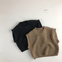 Vests Baby-Girls Melario Sweaters Clothing Knitted Spring Autumn Solid Casual 1-6y Waistcoat