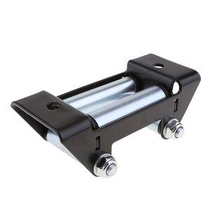 Image 3 - ATV UTV Winch Wire Rope Roller Fairlead Cable Lead Guide for ATV/UTV Winches 3500 lb Wire Fairleads Winch Accessories