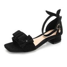 2019 Princess High Heel School Sandals For Girls Shoes Summe