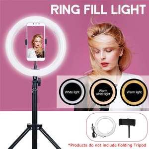 10inch/26cm LED Selfie Ring Li