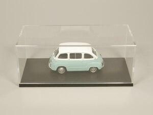 Image 5 - Ist 1:43 fiat 600 multipla diecast modelo carro