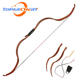 Recurve Bow Archery 25lbs Traditional Hunting Sport Children for Youth Outdoor
