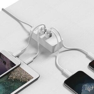 Image 5 - ORICO 4 Port 20W Max USB Charger Mini Desktop Charging Dock Station 5V2.4A Desktop Charger for Mobile Phone Tablet