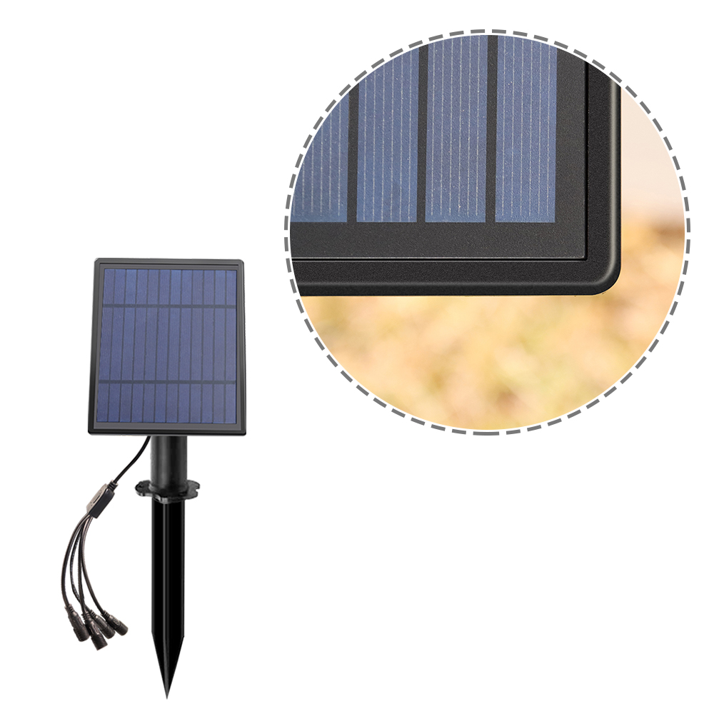 Luz solar do gramado à prova dip65