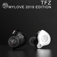 TFZ My love 2019 Edition In Ear Monitors Professional earphone Noise Canceling Wired Headse Super Bass Wired earbud Earbuds