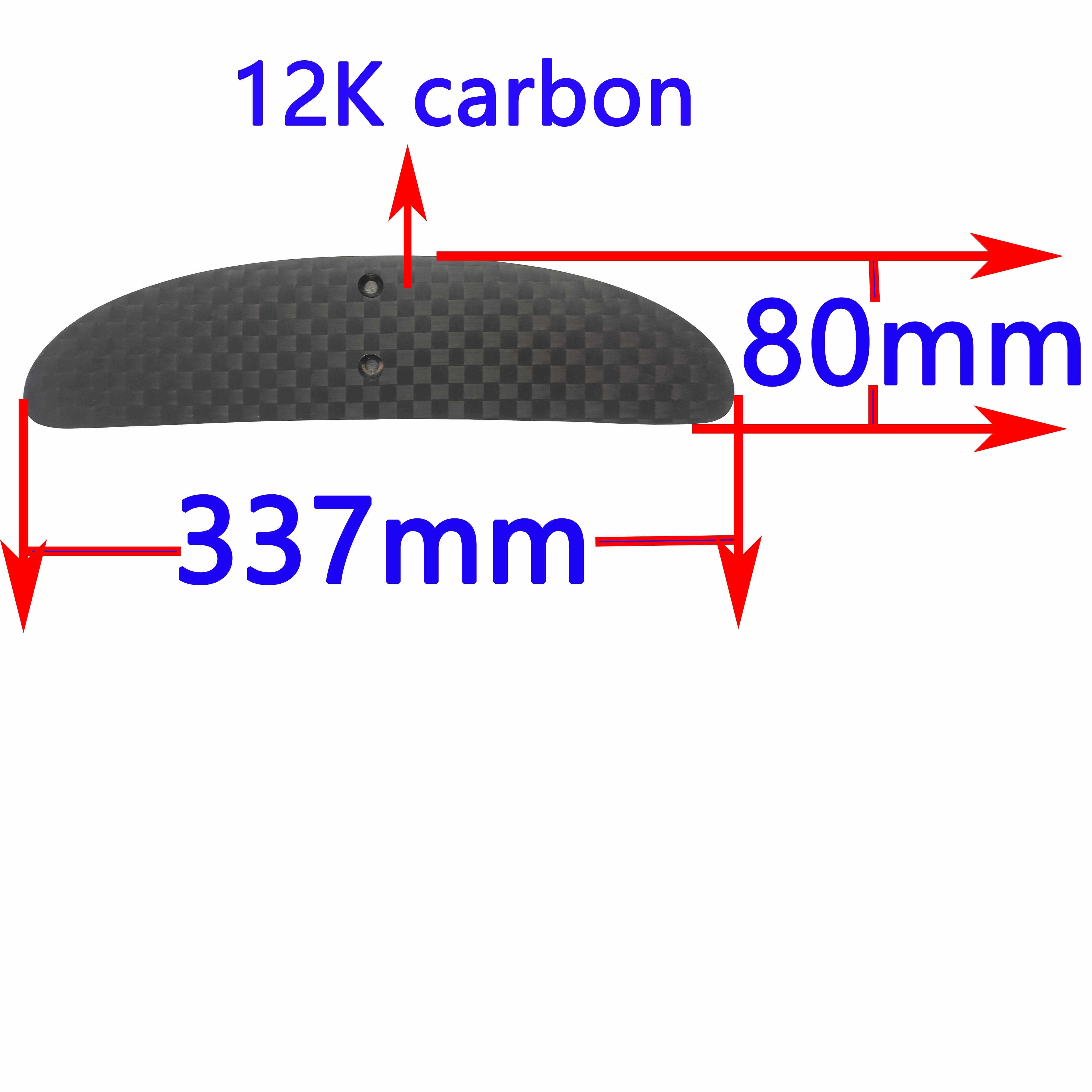 Carbon Fiber Kiteboarding hydrofoil Foils for Surfboard Kitewingboard SUP Board
