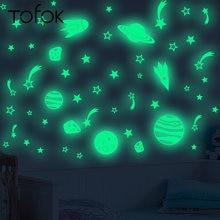 Tofok diy планет метеоритный космический корабль светящийся