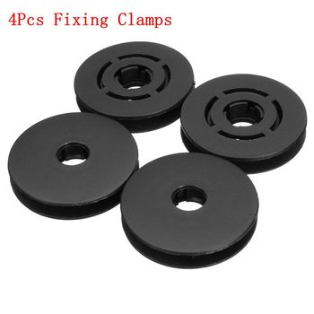 4pcs Fixing Grips Clamps Floor Mats Holders Car Mat Carpet Clips Fixing Grips Clamps Clip For GM /Opel /Vauxhall /Chevrolet image