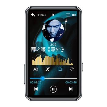 Lenovo BT5 0 muzyka odtwarzacz MP3 MP4 EQ dostosowane 3 cale 8GB obsługa karty TF IPS LRC 1080P tanie i dobre opinie CN (pochodzenie) MP3 WAV FLAC 83 95*50 76*11 2mm Polimerowa Bateria 10-20 godzin 3 0 cali LX15 Ekran dotykowy Metal ≥90dB