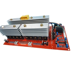 Image 4 - Power Frequency Pure Sinusoidal Inverter Main Board Circuit Board 24V 36V 48V 60V  5 9KVA Foot Work