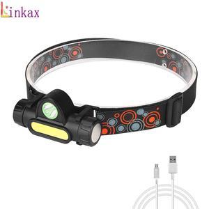 COB XPE LED Headlight Micro US