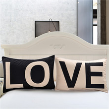 50X90CM Love Couple Pillow Case Letter Mr and Mrs Pillow Cover Mr and Mrs Cushion Covers Home Wedding Decoration Valentine Gift xbp24 z7wit 004 rf if and rfid mr li