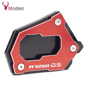 Image 5 - Extensión de pata de cabra de CNC para motocicleta BMW, accesorio de sujeción extensible compatible con R1250 GS, R 1250 GSA, R 1250GS HP, 2020