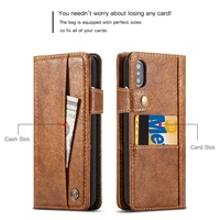 Luxury Case for iPhone 12 Pro Max Phone Case Leather Flip Wallet Back Covers Case for iPhone 12 mini Coque Ultra Slim Hoesje