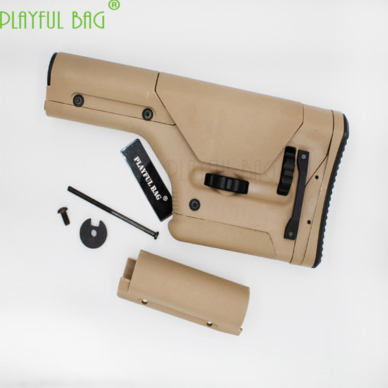 PB Playful Bag Outdoor Shooting Game Gel Water Bomb Gun For PRS UBR  HK416 Retrofitted Accessories Rifle Modeki88 AB