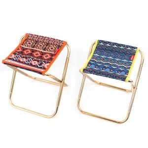 Image 3 - Ультра светильник из алюминиевого сплава, портативный складной стул, складная рыбалка стул для кемпинга, пикник барбекю пляжное сиденье, сумка для хранения