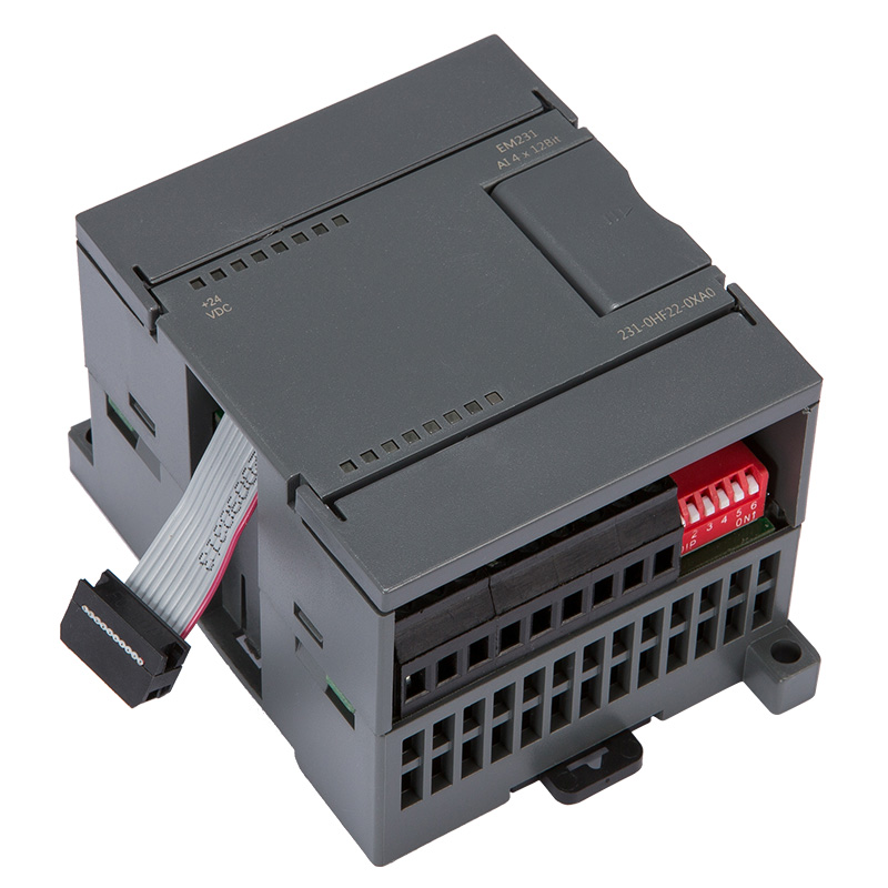 EM231 6ES7 231-0HF22-0XA0 Amsamotion 8AI*14Bit Extension Module For Siemens S7-200 PLC 8 Channel Input Analog Module