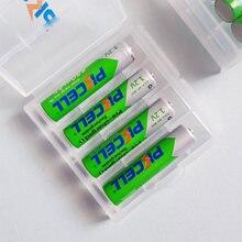 Аккумуляторные батарейки pkcell nimh aaa 4 шт 850 мАч 1 в коробке