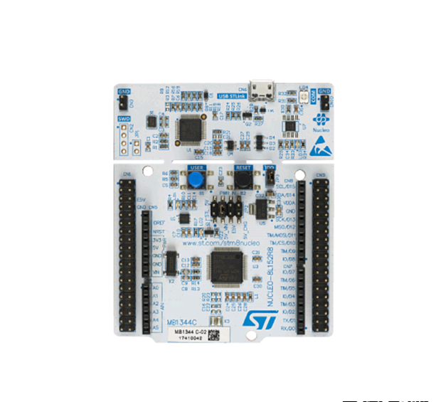 1/PCS LOT NUCLEO-8L152R8 STM8L152R8T6-ultra-low Power Nucleo-64 Development Board 100% New Original