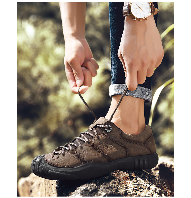 caminhada dos homens sapatos trekking 2018 atlético