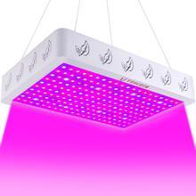 1000 Вт 2000 Вт Светодиодная лампа для выращивания растений, полный спектр, светильник для выращивания овощей и цветов, палатка для выращивания растений, для внутреннего сада, Гидропоника