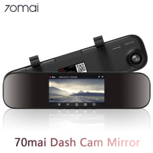 70mai Mirror Car DVR 1600P Speed N coordinates ADAS 70 MAI Cam Recorder 24H Parking Monitor Dash